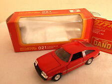 TOMICA DANDY 1/43 Toyota Celica 2000GT  -  red