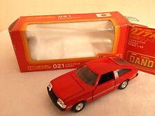 Tomica Dandy 1/43 Toyota Celica 2000gt-Rojo