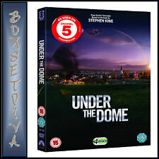 UNDER THE DOME - COMPLETE SERIES SEASON 1 **BRAND NEW DVD **