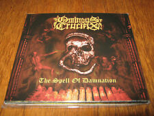 "OMINOUS CRUCIFIX ""The Spell of Damnation"" CD asphyx necros christos"