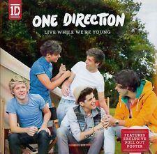 One Direction: Live While We 're young/CD-Top-État