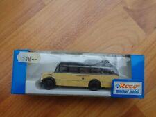 H0 1/87 ROCO 1600 SAURER KOMET 'GLOCKERBUS' ACID COMET MODEL BUS BOXED