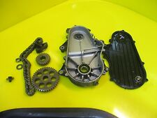 2009 09 POLARIS DRAGON SWITCHBACK 800 OEM CHAIN DRIVE CASE GEAR COVER