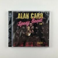 Alan Carr - Spexy Beast Live (CD, 2011) *New & Sealed*