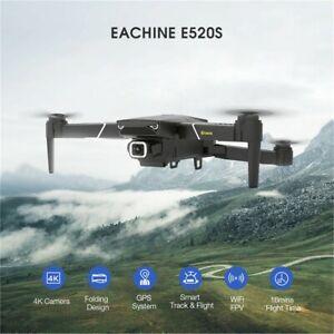 Eachine E520S E520 GPS FOLLOW ME WIFI FPV Quadcopter With 4K 1080P 720P HD Wide