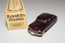 ~ BROOKLIN BRK 15X 1949 MONARCH COUPE FORD OF CANADA C.T.C.S. 1990 MINT BOXED