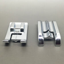 Universal 1/4 inch Double Welting Piping Cording Foot MOST SEWING MACHINES