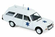 Ambulances miniatures NOREV 1:43