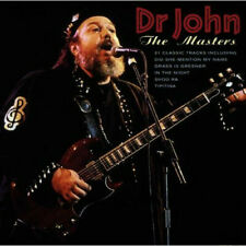 Dr John The Masters CD Album Jazz Rock Blues New Orleans Compilation Collection