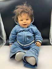 Eva Wakolbinger Resin Doll 55 Cm. Top Zustand