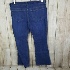 Old Navy The Flirt Jeans Womens Size 14 Short Boot Cut 28 Inseam