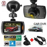 1080P HD Car DVR Dash Vehicle Camera Video Recorder G-Sensor Cam Night Vision