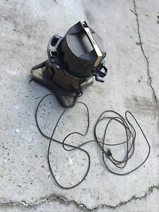 Rainbow D4C Vacuum Cleaner Canister Power Motor Base Unit W/caddy & Water Basin