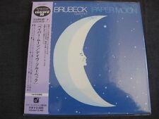 DAVE BRUBECK QUARTET, Paper Moon, JAPAN CD Mini LP, VICJ-60917, Concord 24bit K2