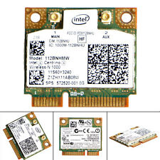 Mini Intel Centrino Wireless-N 1000 802.11 b/g/n 112BNHMW Half PCI-E Wifi Card
