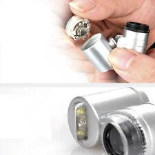 Microscopio 60X ottico del dello zoom della clip della macchina fotografica