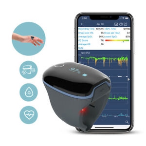Trendmedic Viatom Ring O2 - kabelloser Finger-Pulsoximeter
