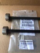 Original Heidelberg 102 Form Roller Cupshaft Mv034255 From Germany