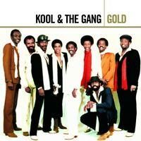 "KOOL AND THE GANG ""GOLD"" 2 CD NEU"
