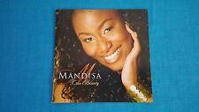 "MANDISA              ""TRUE  BEAUTY""        CD  /  USED    2007"