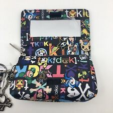 Tokidoki Bellato Cosmetic Pouch Messaggio Kawaii NEW