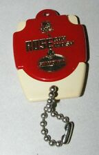 Vintage Standard Oil Station Rose Car Wash Roseville MN take-apart Keychain