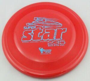 NEW SuperStar 235 Dog Disc 144g Red Putter Innova Disc Golf at Celestial