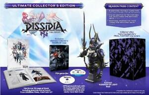 Dissidia Final Fantasy NT Ultimate Collector's Edition PS4 | Brand New | Sydney