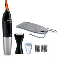 Philips NT5175/49 Norelco Nose trimmer 5100 Facial Hair Precision Trimmer, Men