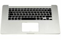"Apple Macbook Pro Retina 15"" A1398 2012 Topcase Cover Gehäuse Tastatur Backlight"