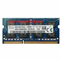 SK HYNIX RAM 8GB 2Rx8 PC3L - 12800S- NOT WORKING/DEFECT