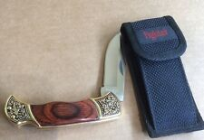Fighter Plus Pocket Knife and Sh NOS