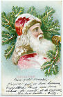 PèRE NOËL. SANTA CLAUS. JOYEUX NOEL. MERRY CHRISTMAS.
