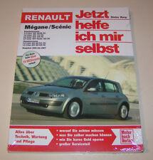 Reparaturanleitung Renault Megane II / Renault Scenic - ab Baujahr 2002!