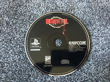 Resident Evil PS1 (Playstation 1, 1996)