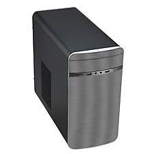 Cajas microATX de aluminio para ordenador