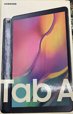 New Samsung Galaxy Tab A (2019) 32GB Wi-Fi + Cellular (Unlocked) 10.1in Black UK