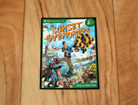 Sunset Overdrive Xbox One Gamescom 2014 Exclusive Rare Collectible Gamer Card