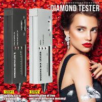 US Diamond Tester V2 & Moissanite Selector Gemstone Jewelry Gems Tool LED Audio