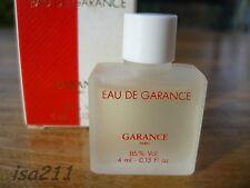 Miniature de Parfum : Garance - Eau de Garance