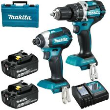 Makita 18V 3.0Ah Li-Ion Brushless Cordless 2pce Combo Kit AUS MODEL DLX2180X