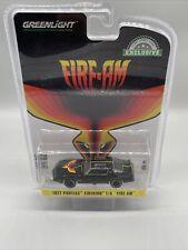 Greenlight Hobby Exclusive 1/64 1977 Pontiac Firebird AM Fire AM Diecast car