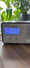 Mahagoni Medion Life 50055577, MD 43585, DAB+ Radio mit Wecker.