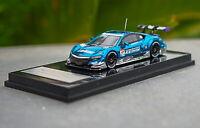 1/64 Honda NSX CONCEPT-GT GT500 Race Car #17 Diecast Car Model Collection Toy