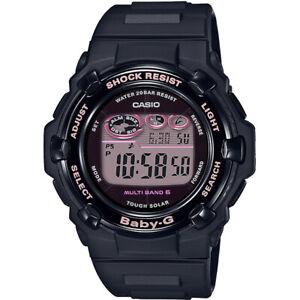 CASIO BGR-3000UCB-1JF [BABY-G Radio Wave Solar Watch 20 ATM Waterproof ]