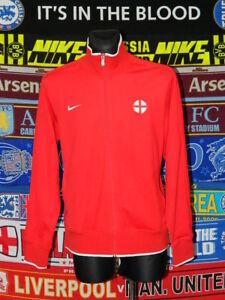 5/5 England adults XL MINT football track jacket soccer