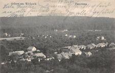 354679) AK Panorama Geltow am Wildpark bei Potsdam gelaufen 1914