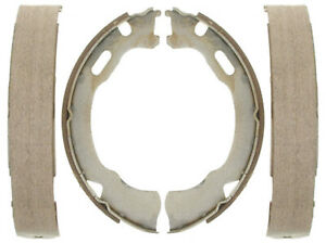 ACDelco 14791B Parking Brake Shoe For Select 02-10 Ford Lincoln Mercury Models