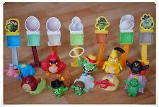 Angry Birds Movie LASSO McDonald Happy Meal Completed Set of 10 Brand New Seal