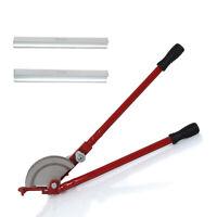 Heavy Duty 15/22mm Pipe Bender Plumbers Tubing Molder Handheld Bend Tube Tool